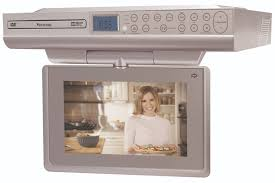under kitchen cabinet tv dvd cd player radio monsterlune
