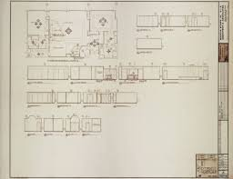 Mgm Grand Floor Plan Las Vegas Unlv Libraries Digital Collections Architectural Plan For The Mgm