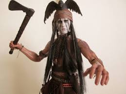lone ranger halloween costume toys 1 6th scale the lone ranger tonto toy re action