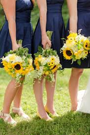 Yellow Dresses For Weddings 70 Sunflower Wedding Ideas And Wedding Invitations Deer Pearl