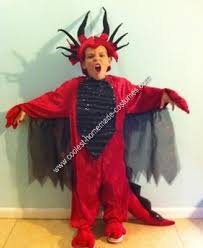 Boys Cheap Halloween Costumes Coolest Homemade Dragon Child Halloween Costume Idea Child