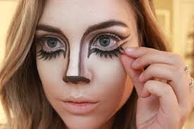 fun halloween makeup elanna pecherle