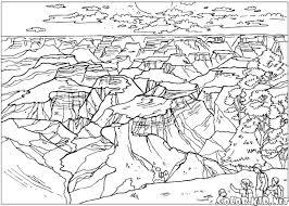 niagara falls coloring page funycoloring