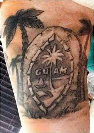 hunting guam legend nezian tales pinterest guam tattoo and