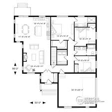 in suite floor plans house plan w3284 cjg detail from drummondhouseplans