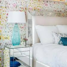 home design center of florida teen headboards teen girls bedroom with mirror framed headboard home