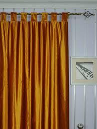 15 collection of orange velvet curtains curtain ideas