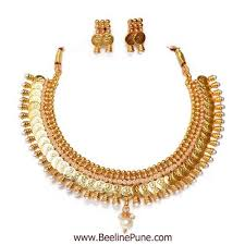 necklace online store images Eid special chand tara pearl basic coin necklace online shopping hay jpg