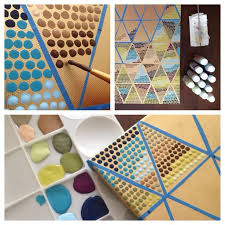 learn the basics of canvas painting ideas and projects best diy