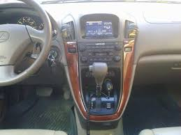 harrier lexus rx300 1999 lexus rx300 wallpapers 3 0l gasoline automatic for sale