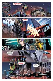 comic book preview mighty morphin power rangers 4 bounding