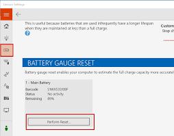 resetting battery gauge lenovo thinkpad yoga 14 battery suddenly dropping to 6 lenovo
