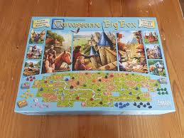 carcassonne carcassonne big box 2017 review mini expansions major fun just