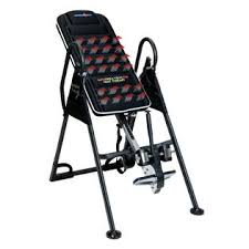 ironman gravity 4000 inversion table ironman ift 4000 infrared therapy inversion table with led remote