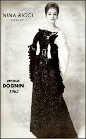 robe mariã e vintage ricci 1883 1970 fashion designer to toe fashion