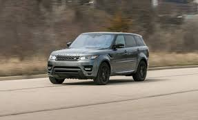 land rover sport 2017 range rover sport supercharged v 8 test review car and driver