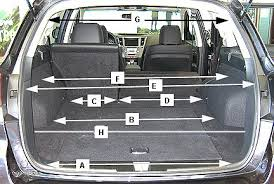 2014 jeep grand cargo dimensions 2011 subaru outback research page