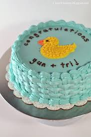 duckie baby shower cake how to decorate an animal cake cooking