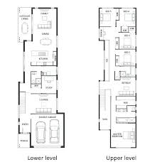 narrow house plans house plans a solution for small house floor plans