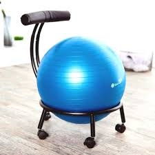 Round Chair Canada Desk Stability Ball Office Chair Benefits Yoga Ball Office Chair
