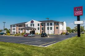 Comfort Suites Springfield Illinois Comfort Suites South Haven South Haven Mi United States