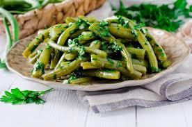 cuisiner les haricots verts recette haricots verts à la grecque