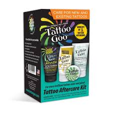 create a suntan tattoo amazon com tattoo goo aftercare kit includes soap new formula