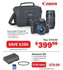 canon rebel t5 black friday black friday precision camera store