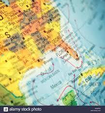 map usa southeast map south east usa up macro image of map southeast america