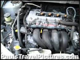 2007 toyota corolla engine for sale toyota corolla 1zz fe engine idling after timing chain tensioner