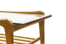 2017 best of retro teak glass coffee tables