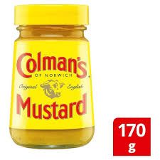coleman s mustard morrisons colman s original mustard 170g product information
