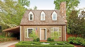 what is a colonial house charming home exteriors southern living