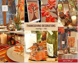 inspiration for decorating a thanksgiving tablescape with a