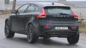 volvo xc40 spotted disguised as jacked up v40