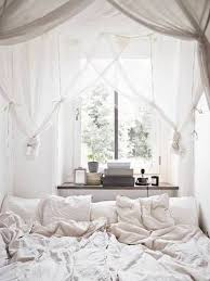 all white decor 1000 ideas about cozy white bedroom on pinterest