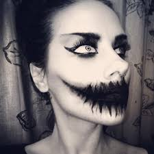 halloween makeup smile instagram insta glam halloween makeup halloween makeup makeup