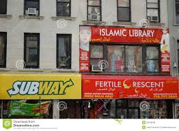 new york city store fronts editorial stock image image of united