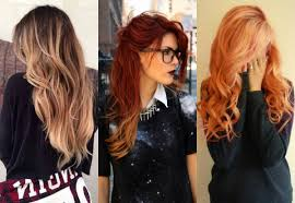 2017 summer hair color trends 7 hottest hair color trends 2017
