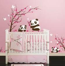 stickers chambre bébé fille pas cher épinglé par post sur kid s quarters déco