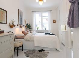Clever Ideas For A Small Bedroom - Bright bedroom designs