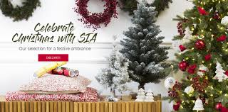 pictures of christmas decorations in homes sia interior design shop sia