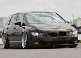 customized bmw 3 series customized jdm honda odyssey does bmw better than 5 series gt