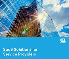 solutions for service providers ca technologies