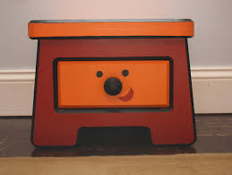 make a side table draw blues clues birthday pinterest blues