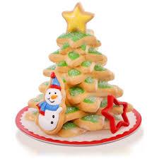 season s treatings cookie tree snowman ornament oh this is sweet