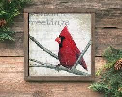 cardinal bird home decor wall décor home décor home u0026 living