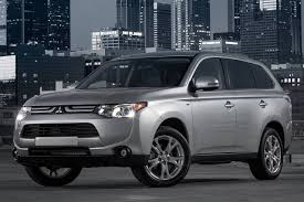 mitsubishi outlander 7 seater used 2015 mitsubishi outlander suv pricing for sale edmunds
