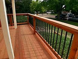 Decking Handrail Ideas Decking Handrails Designs House Design And Planning