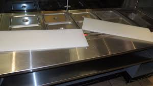 electric steam table countertop duke ad14e electric steam table w 4 sealed wells w cutting board
